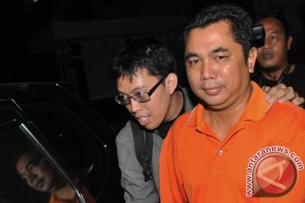 Hakim Tipikor Lebaran di  rumah tahanan KPK