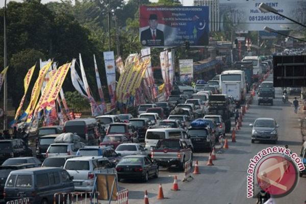 Waktu tempuh Jakarta-Semarang 41 jam
