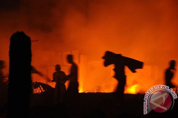 111 kebakaran terjadi di Surabaya selama libur Lebaran