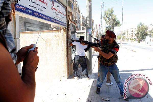 Pemberontak Suriah akan bentuk pemerintahan akhir Agustus