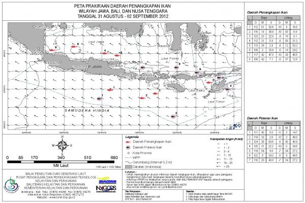 Peneliti Indonesia kembangkan peta posisi ikan