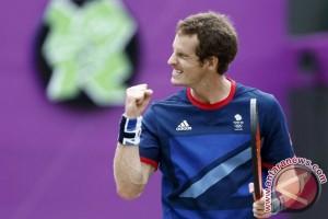 Murray raih kemenangan ke-500 di Miami Open