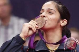 Mimpi Nehwal rebut emas Olimpiade Rio
