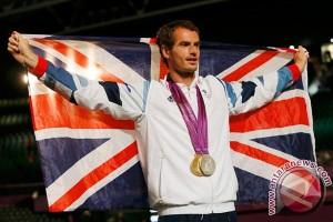 OLIMPIADE 2016 - Andy Murray memilih tinggal di wisma atlet