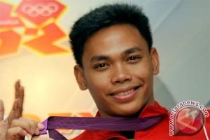 Eko Yuli raih medali emas