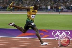 Bolt juara 200 meter di Liga Diamond Oslo