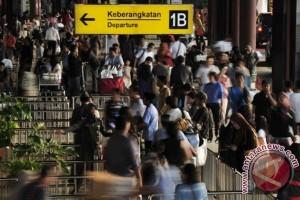 Peningkatan penumpang Bandara Supadio capai 17 persen