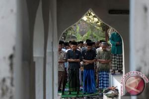 Sebagian Muslim di Aceh sudah berlebaran