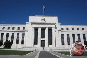 Dolar AS melemah tertekan pernyataan Federal Reserve