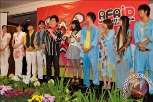 20120831afaid Pahlawan di mata penyanyi Kamen Rider, Ichiro Mizuki