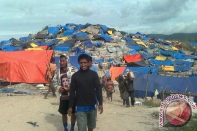 Gubernur Maluku tutup tambang emas ilegal Gunung Botak