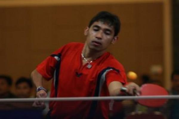 David melaju ke semifinal tenis meja Paralimpia