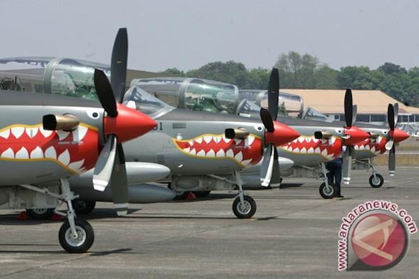 Angkatan Udara se-ASEAN latih kemampuan perwira pertama