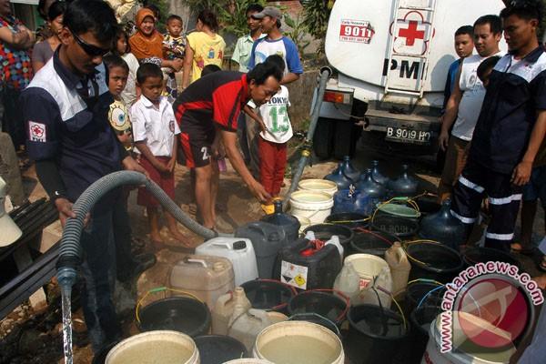 Tiga daerah di Bali rawan krisis air