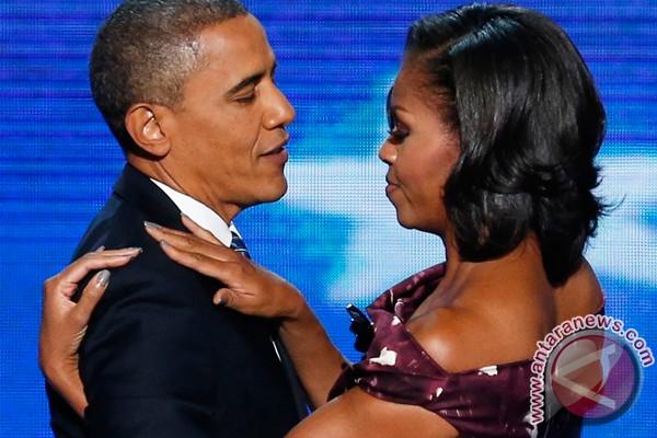 Michelle Obama Punya Snapchat