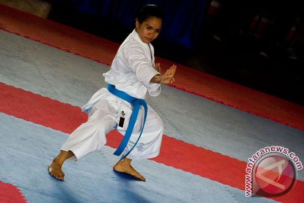 Federasi karate-do sasar juara umum SEA Games 2013