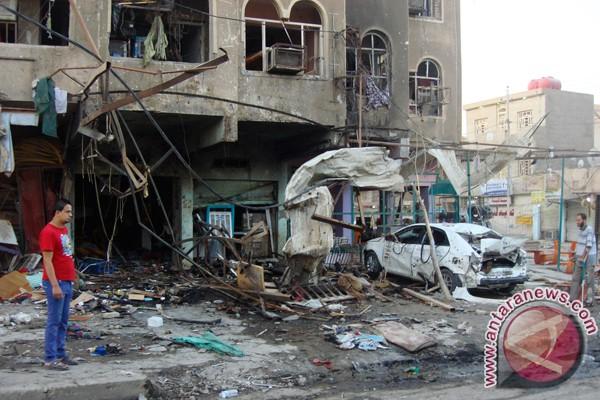 Bom mobil tewaskan 10 orang di Irak selatan