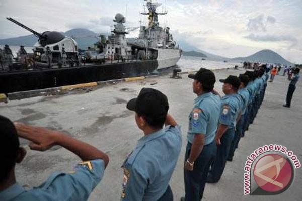 Peluncuran roket tandai deklarasi Insan Bahari Indonesia