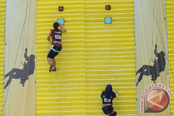 Dua pemanjat Kaltim ikut kejuaraan Asia