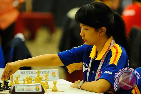 Irene juarai turnamen catur Moscow Open 2015