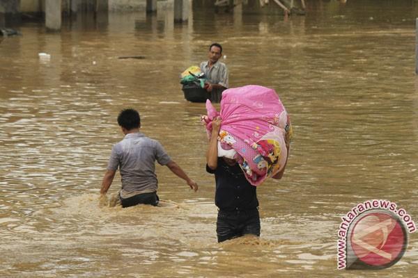 Banjir bandang rendam Kabupaten Poso