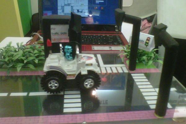 Mahasiswa Unibraw ciptakan pemindai kendaraan