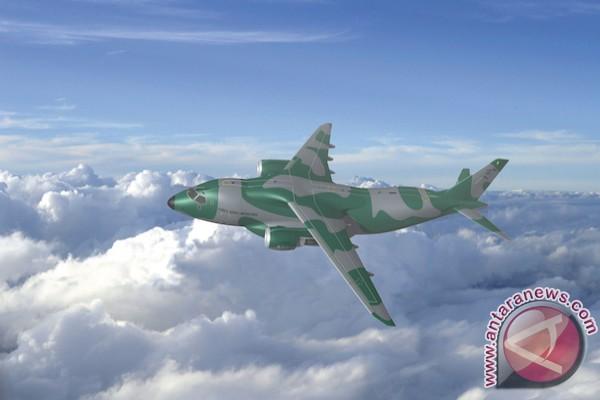 Embraer akan tawarkan pesawat transport berat