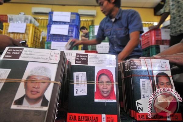 Tiga calon haji Medan gagal berangkat