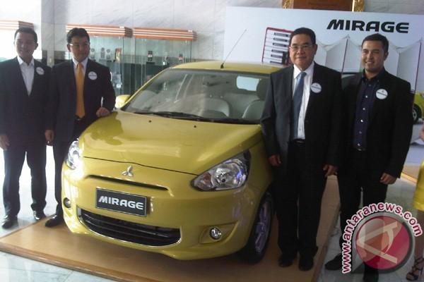 Mitsubishi pertimbangkan Mirage masuk program mobil murah