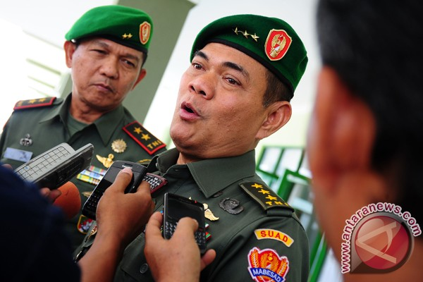 Mensesneg: KSAD baru Letjen Budiman