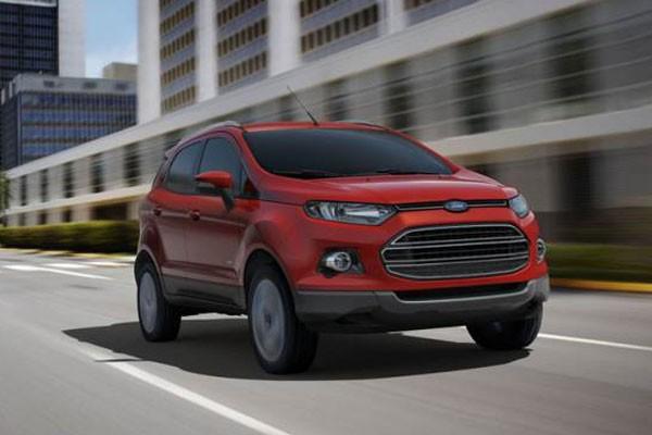 Ini Tampang All New Ford Ecosport