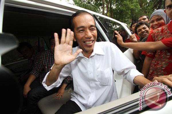 Jokowi: ini bukan soal menang kalah