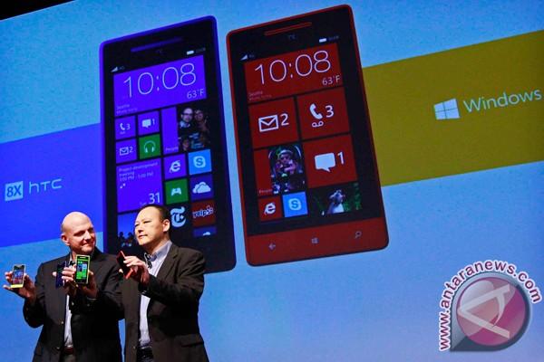 HTC siapkan ponsel Windows Phone 8 layar lebar