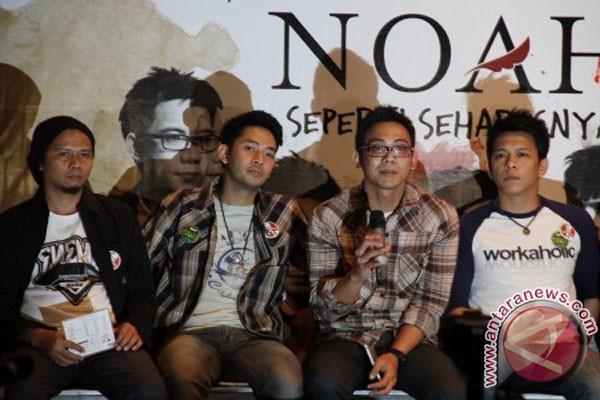 Album Noah tembus penjualan 1 juta copy - ANTARA News