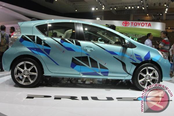 China bersiap sambut kendaraan hybrid