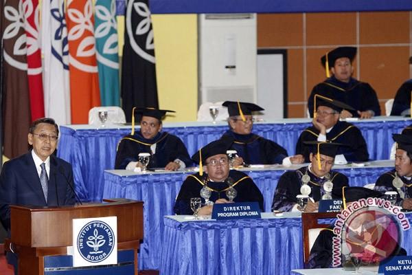 Rektor: prestasi sivitas IPB membanggakan