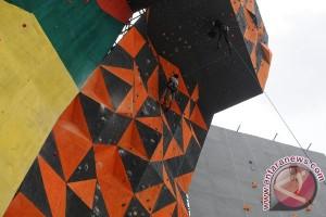 24 atlet ikuti Kejuaraan Panjat Tebing Asia