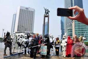 """Mainan """"Star Wars"""" diluncurkan secara maraton"""