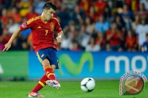 David Villa puji permainan Isco saat kembali memperkuat Spanyol