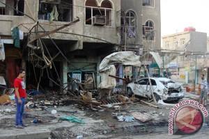 Menteri dalam negeri Irak mundur pasca bom Baghdad