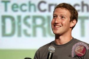 Mark Zuckerberg akan