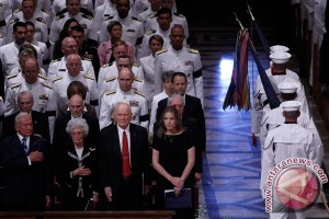 "Astronot ""Apollo 11"" Buzz Aldrin ikut meneliti eksplorasi Mars"