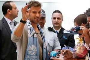 Davids ingatkan Del Piero