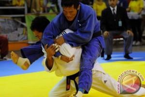 Emas Judo Putra Jabar