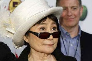 """Yoko Ono buka pameran """"Land of Hope"""" di Meksiko"""