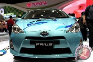 Mobil hybrid Toyota terjual lebih dari 7 juta unit