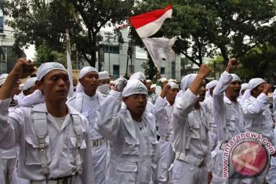 Polisi minta FPI sampaikan aspirasi secara damai