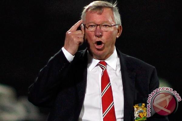 Prestasi Alex Ferguson raih 49 gelar juara sebagai pelatih