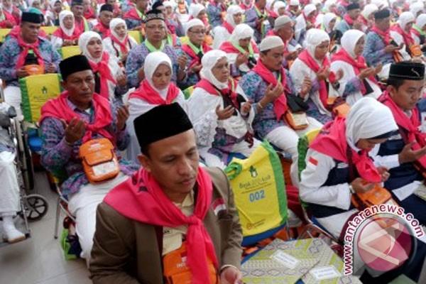 79.196 calon haji telah berada di Mekkah