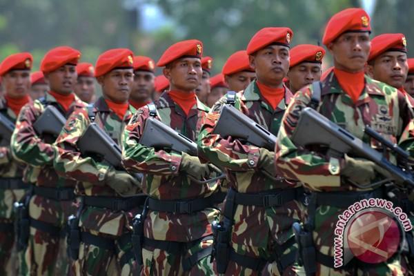 Solidaritas anggota Kopassus TNI AD memang tinggi